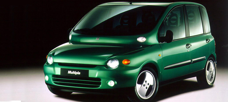 The Thinker S Garage 187 Archive 187 The Fiat Multipla