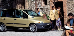The Fiat Multipla - challenging but thoughtful