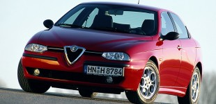 Looking back at the Alfa Romeo 156