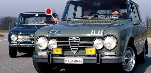 Searching for Alfa Romeo in Milano