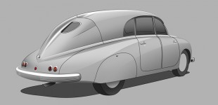 Tatra - a forgotten influence on motoring